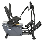 Physiostep MDX Commercial Recumbent Elliptical W/Swivel Seat
